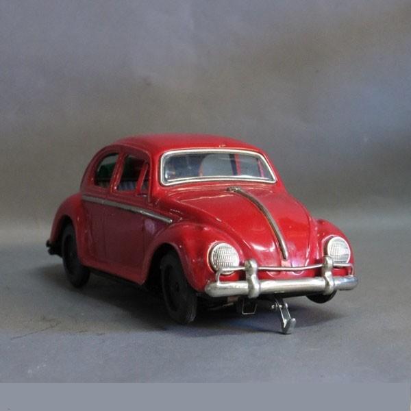 Blechspielzeug. VW Käfer...