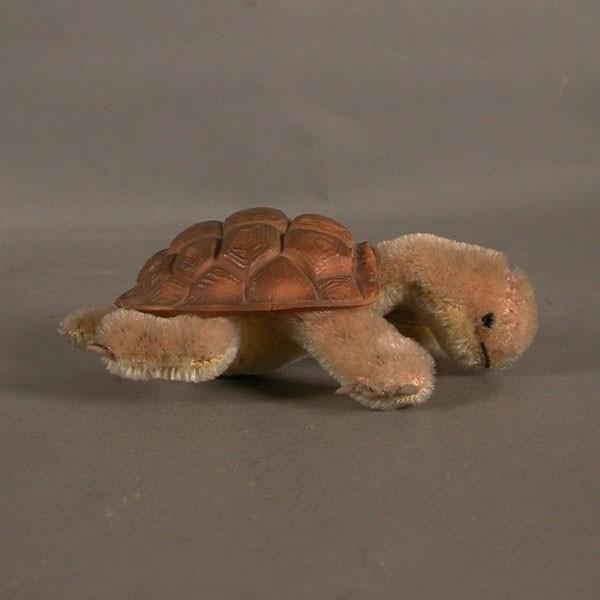 Steiff Schildkröte. 1950 -...