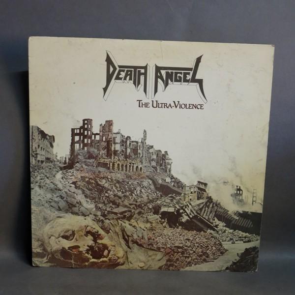 LP. Death Angel - The Ultra...