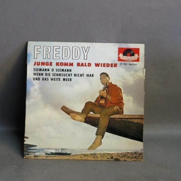 EP. Freddy - Junge komm...