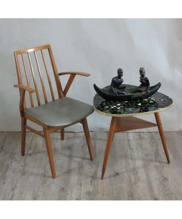 Design armchair. Kühlmann & Lack. Germany 1950 - 1955.