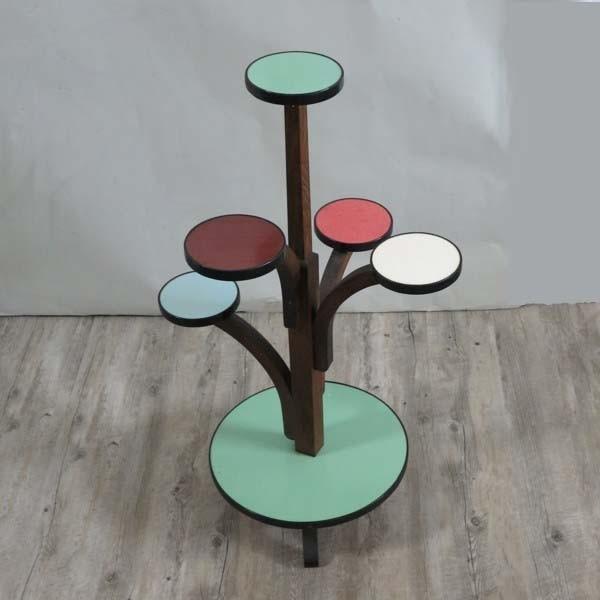 Vintage flowerpot table....