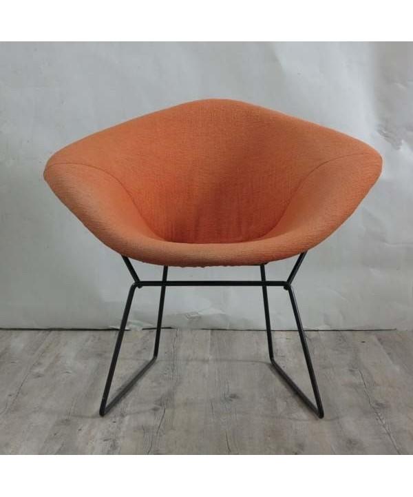 """""""Diamond Chair"""". Harry Bertoia para Knoll 1952."""