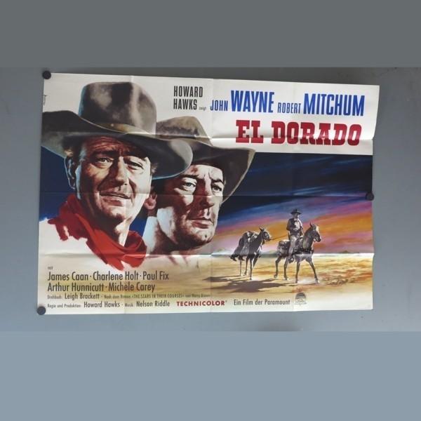 """Cinema vintage poster """"El..."""