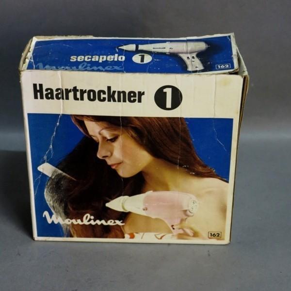 Vintage secador de pelo....