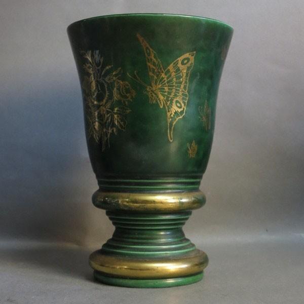 Art Nouveau ceramic vase....