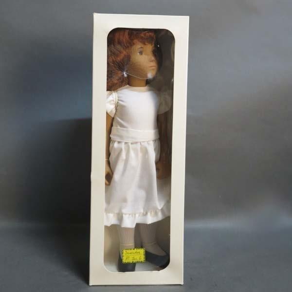 Muñeca Sasha. Redhead White...