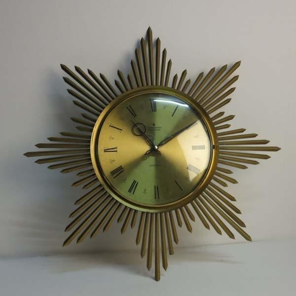 Reloj sol vintage. Junghans...
