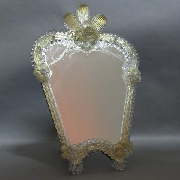 Espejo de cristal de...