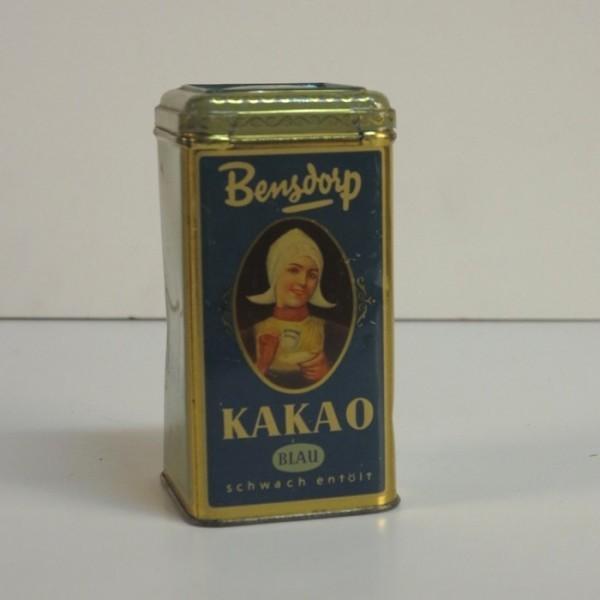 """Advertising tin """"Bensdorp..."""