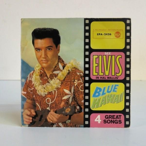 EP. Elvis Presley - Blue...