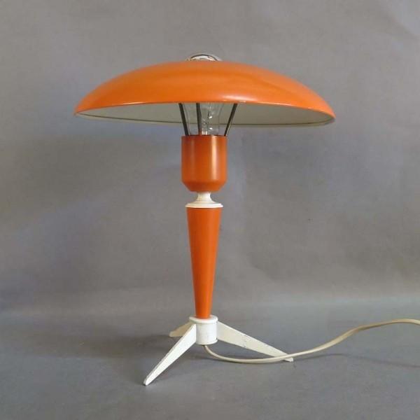 Louis Kalff Tischlampe für...