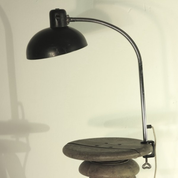 Kaiser Idell office lamp....