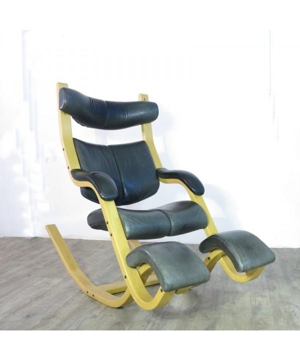 """Relax Chair Gravity"". Peter Opsvik for Stokke."