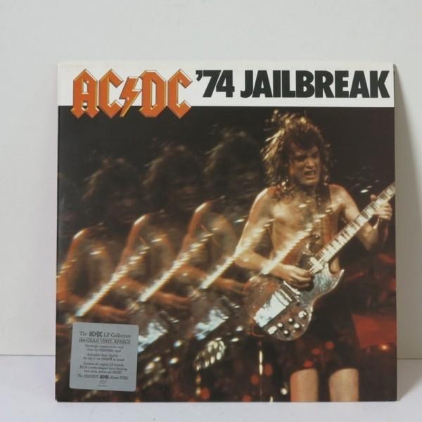 AC/DC - Jailbreak. Mint...