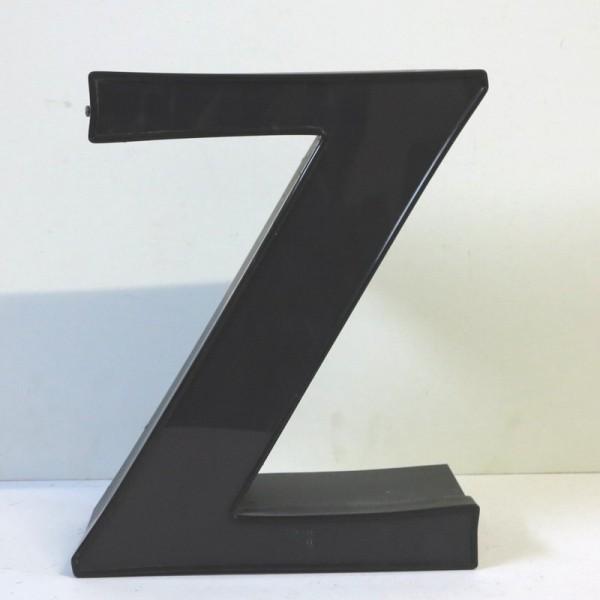 Vintage sign letter - Z -...
