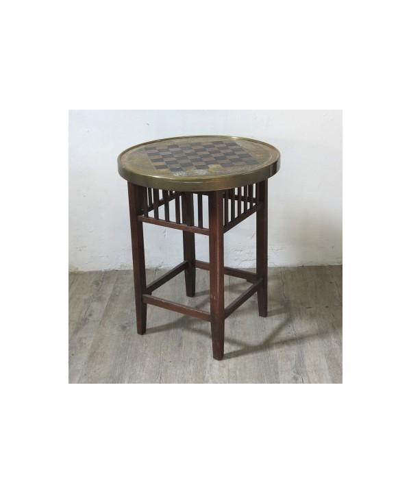 Art Deco chess table. 1930 - 1935