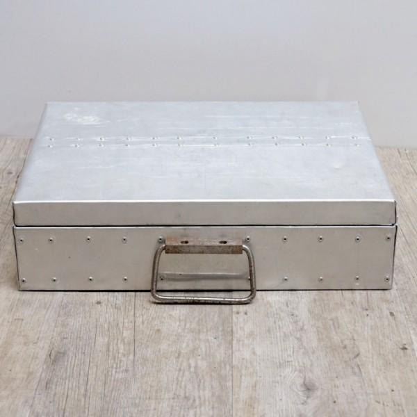 Vintage Aluminium Koffer...