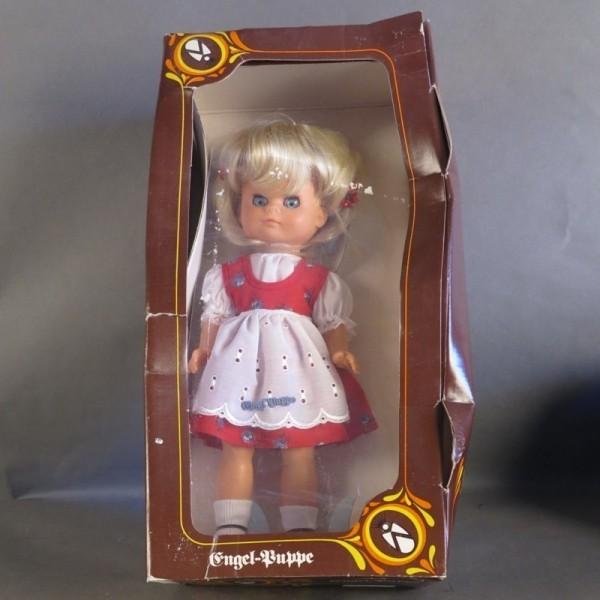 Mint in box. Engel Puppe...