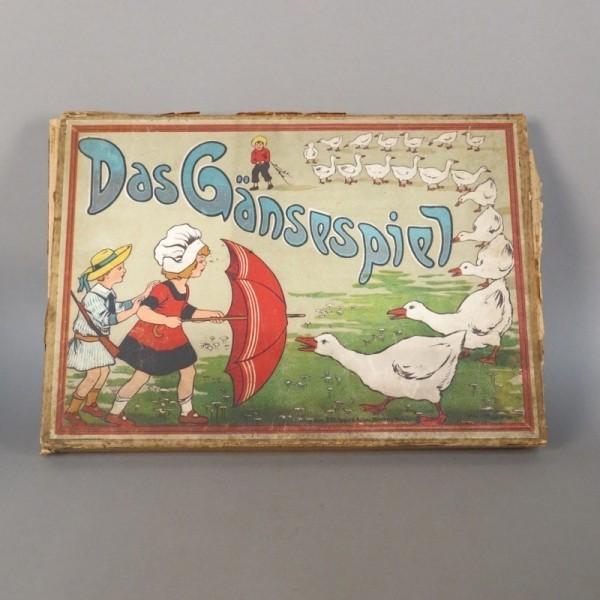 Board game. Das Gänsespiel...