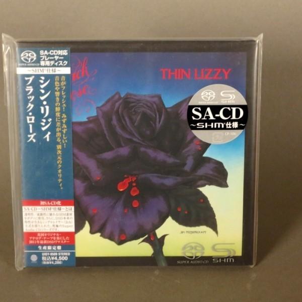 Thin Lizzy - Black Rose....