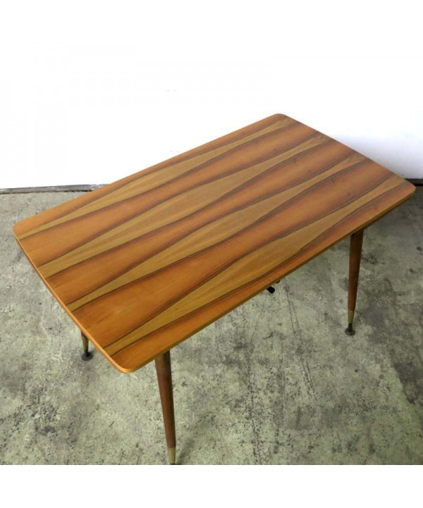 Ausziehbarer Vintage Tisch. 1950 - 1959