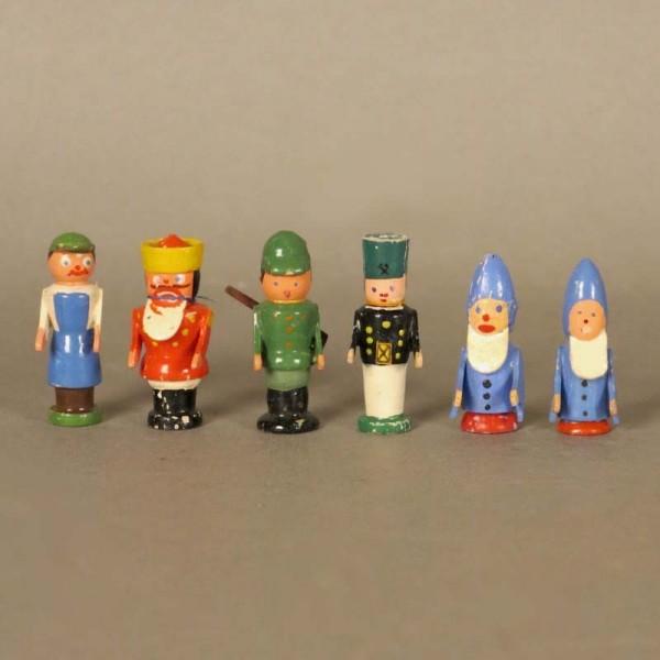 Erzgebirge wood figures....