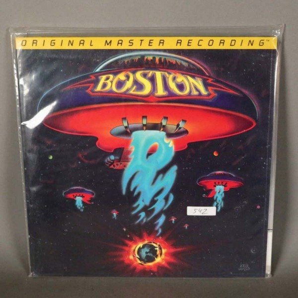 Boston - Boston. OVP Vinyl....