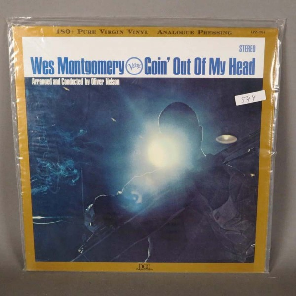 Wes Montgomery - Goin out...
