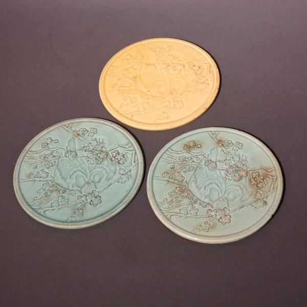 Art Nouveau ceramic...