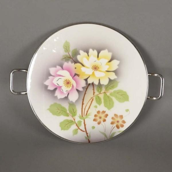 Art Nouveau ceramic cake...