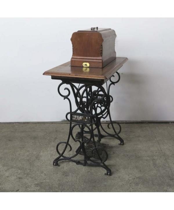 Art Nouveau Sewing Machine from Haid & Neu Karlsruhe. 1900 - 1920