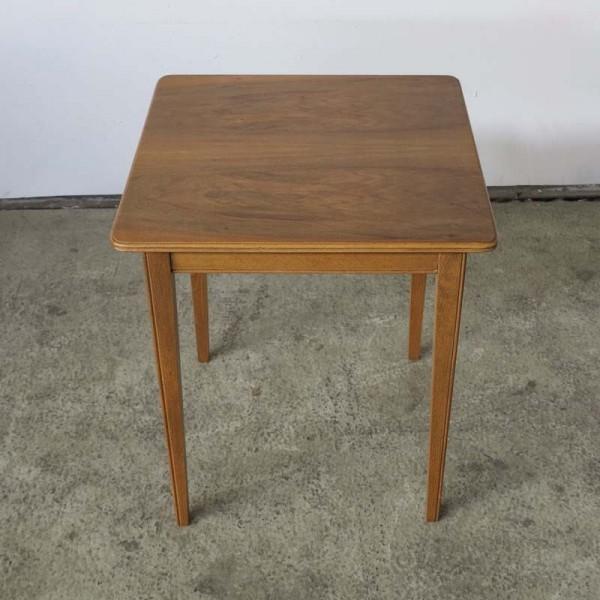 Art Nouveau side table....