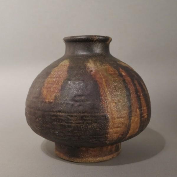 Ceramic vase by Friedegard...