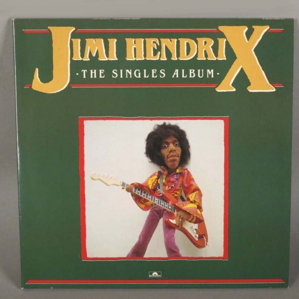 Jimi Hendrix - The Singles...