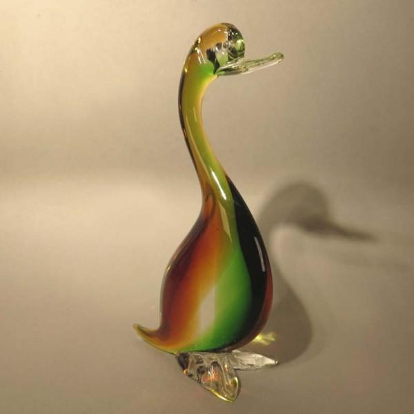Große Ente aus Glas von...