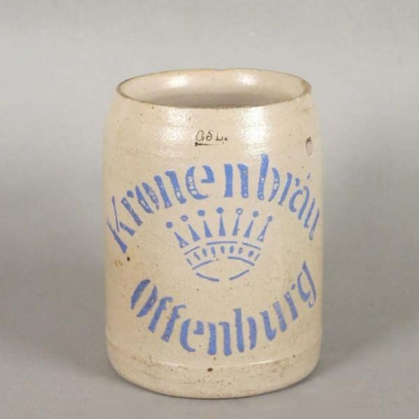 Bierkrug Kronenbräu...