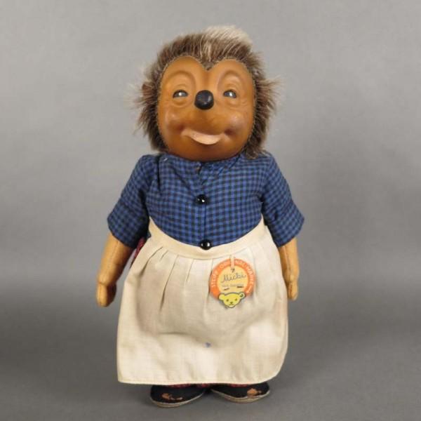 Micki figure from Steiff...