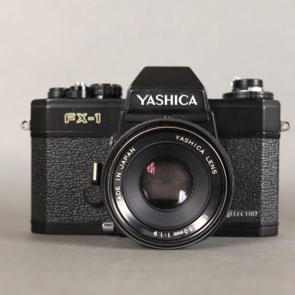 Vintage Yashica Fotokamera...