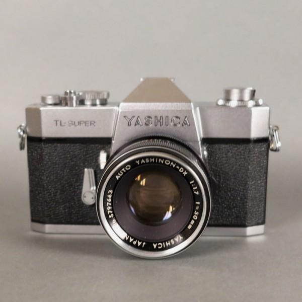 Vintage photo camera...
