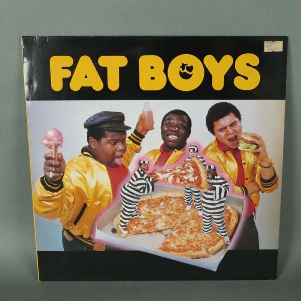 Fat Boys - Fat Boys. Vinyl....