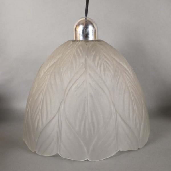 Deckenlampe aus Glas von...