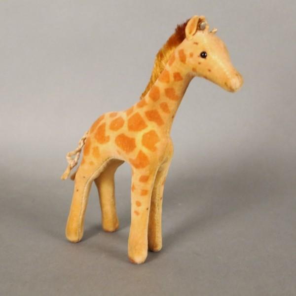 Steiff Giraffe mit original...