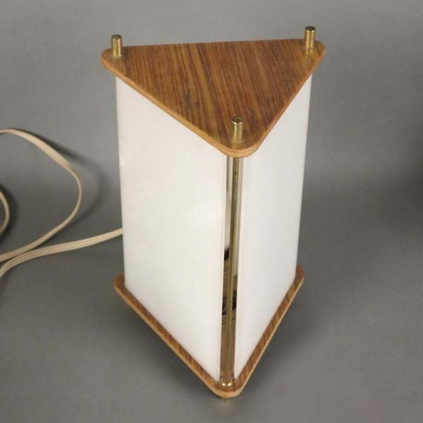 Triangular vintage table...