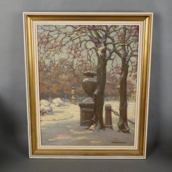 Pintura de Karl...